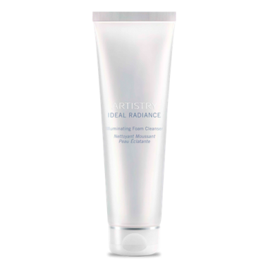 Artistry Ideal Radiance Illuminating Foam Cleanser 125ml